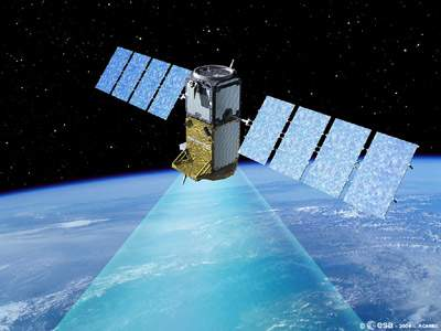 Problemas con el transponder numero 23 en el satelite Galacy 3c