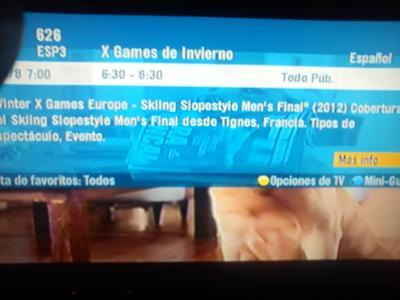 ESPN 3 YA ESTA EN DTV UY