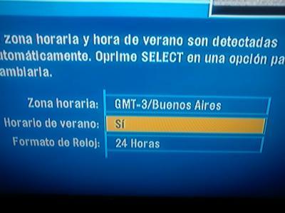 CAMBIO DE HORA EN URUGUAY